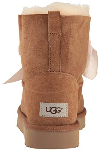 Beige Seal Ugg Bow 1098360 Mini W Gita HZ1nq8Y