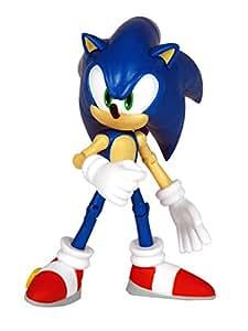 Sonic The Hedgehog - Figura de acción de Sonic (13 cm aprox.)