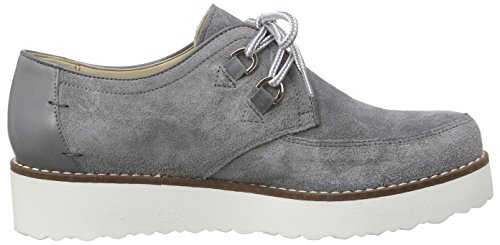 Marc Shoes Romy - Zapatos de cordones derby Mujer Gris - Grau (grey 150)