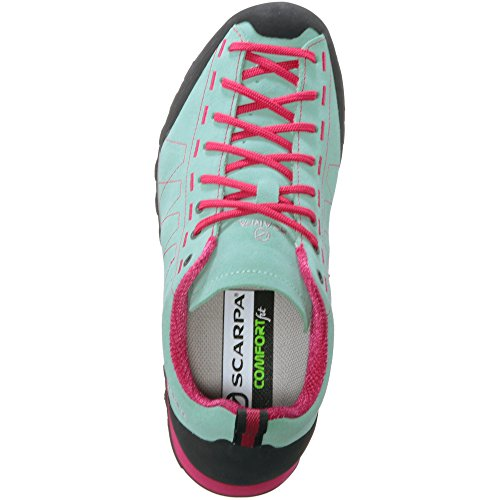Scarpa Highball Shoes - SS18 reef water/fuxia CzVy5i