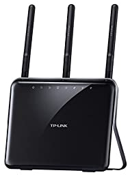 TP-Link AC1900 High Power Wireless Wi-Fi Gigabit Router, Ideal for Gaming (Archer C1900)