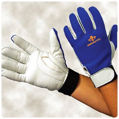 Impacto InsulatedWheelchair Gloves Impacto Insulated Wheelchair Gloves: Medium, 8''-9''