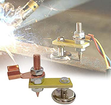 B Welding Magnet Head Magnetic Welding Support Welding Machine Ground Connector Spotter Connector Car Dent Repair Spare Parts Stud Auto Bodywork Spotter Tools