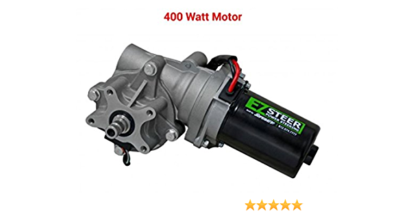ez-steer Kit de dirección asistida universal 400 W Motor