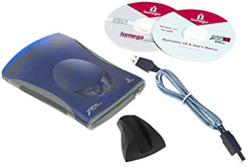 Iomega 31310 Zip 250 Mb Usb-powered Drive 1