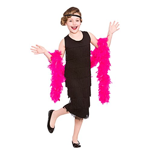 WICKED Girls Charleston Flapper Fancy Dress Up Party Cost...