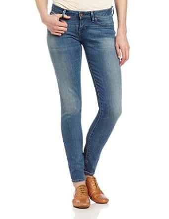 Levi's Juniors Bold Curve Skinny Jean, M Bleach, 1/25
