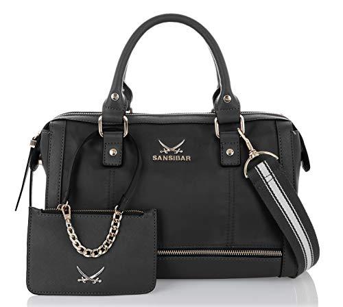 Bag Zip Sansibar Zip Black Sansibar 7q4zwfaY