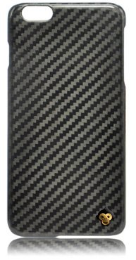 Monkey Cases® iPhone - Premium Carbon Look - Matt-Schwarz - Handyhülle - Schutz Cover Case (iPhone 7)