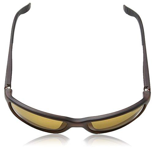 Carrera - Lunette de soleil 8000 Rectangulaire  - Homme BRWBURGUN