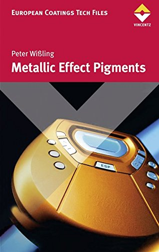 Effect Pigment - Metallic Effect Pigments