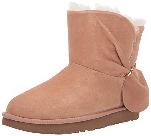 (UGG Women's Classic Mini Twist Fashion Boot Arroyo 8 M US)