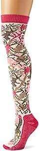 Browning Hosiery Women's Wader Socks, Fuchsia, Medium