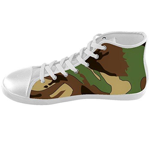 Custom camuffamento Kids Canvas shoes Le scarpe le scarpe le scarpe. Salida De La Nueva Llegada JTsLgNyx