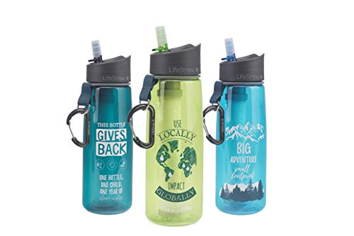 Lifestraw Three Bottle Pack