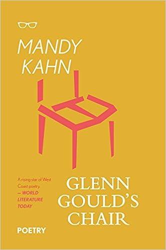 Glenn Goulds Chair