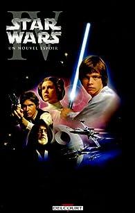 Star Wars, Episode 4 (BD) : Un nouvel espoir par Bruce Jones