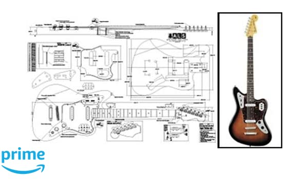Amazon.com: Plan of Baritone Fender Jaguar Electric Guitar ... on jaguar e class, jaguar xk8 problems, jaguar mark x, jaguar rear end, jaguar r type, jaguar parts diagrams, jaguar exhaust system, jaguar mark 2, jaguar hardtop convertible, jaguar gt, jaguar electrical diagrams, jaguar fuel pump diagram, 2005 mini cooper parts diagrams, jaguar shooting brake, jaguar 2 door, jaguar racing green, jaguar wagon, dish network receiver installation diagrams, jaguar growler,