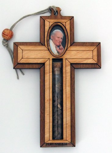 cross-from-the-holy-land-with-the-image-of-pope-john-paul-ii-cruz-de-tierra-santa-con-la-imagen-del-