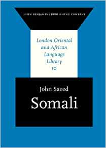 Amazon.com: Somali (London Oriental and African Language