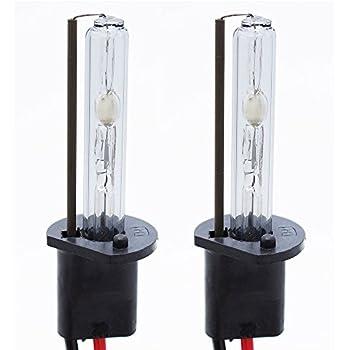Amazon Com Xentec H1 6000k Hid Xenon Bulb 1 Pair Ultra