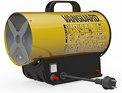 Fermart - Generador de aire caliente a gas KW10 GAS11 - 1 unidad