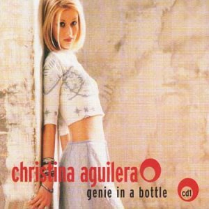 Christina Aguilera - Genie in a Bottle Pt.1 / Blessed - Amazon.com