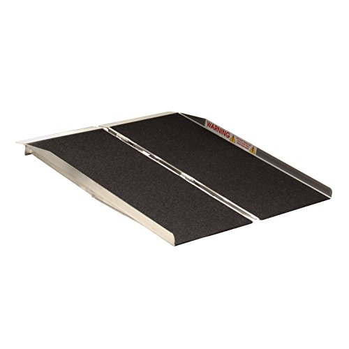 Prairie View Industries SFW330 Portable Singlefold Ramp, 3 Feet x 30 Inch ()