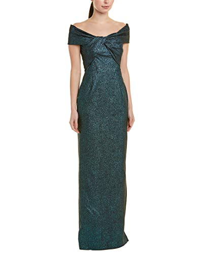 Teri Jon Womens by Rickie Freeman Gown, 16, - Freeman Rickie For Teri Jon