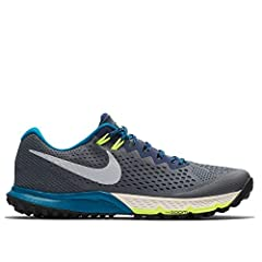 Built for the trails, the Nike Air Zoom Terra Kiger 4 Men's Running Shoe features a Flymesh upper for breathable support and a rugged outsole for multi-surface traction.