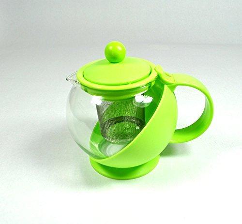 red coffee pot 5 cup - 5