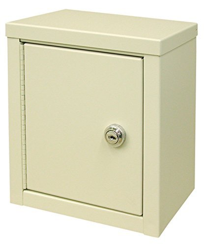 Drug Storage Approved Double Door Mini Economy Narcotic Cabinet (9