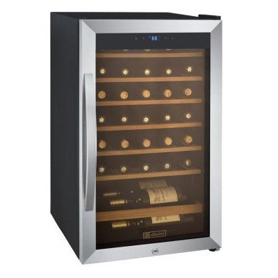 Cascina 34 Bottle Single Zone Wine Refrigerator