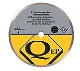 QEP 6-8003Q 8-Inch Continuous Rim Blade