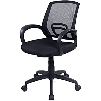 amazon com goplus computer office chair ergonomic mesh desk task