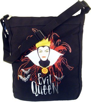 Disney Evil Queen Canvas Tote Bag]()