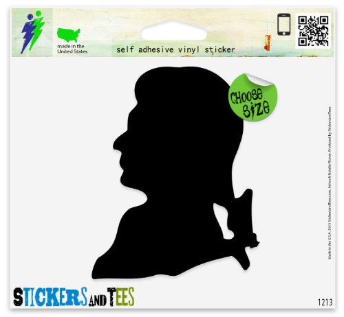 Wolfgang Amadeus Mozart Car Sticker Indoor Outdoor 4