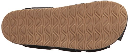 The Children's Place Boys' BB Fisherman SCO Flat Sandal, Brown, Youth 11 Medium US Big Kid by The Children's Place (Image #3)
