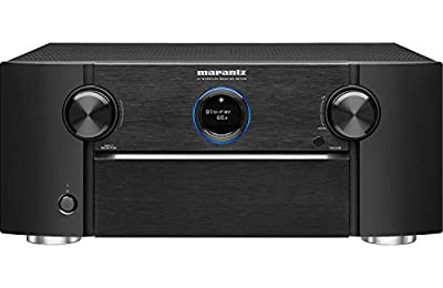 Marantz AV Receiver SR7013-9.2 Channel with eARC | Auro 3D, IMAX Enhanced, Dolby Surround Sound – 3 Zone Power| Amazon Alexa Compatibility & Online Streaming| Works with Home Automation Systems