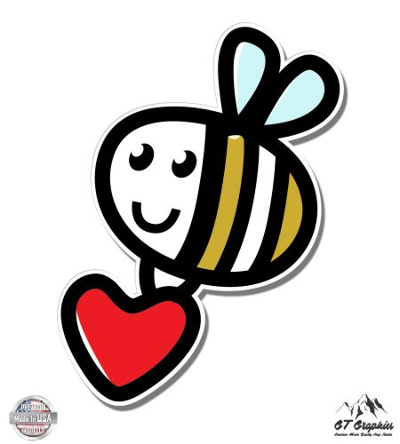 Bee With Heart - 3