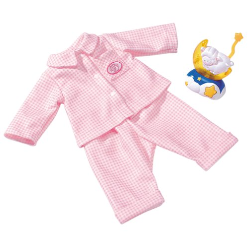 Baby Annabell Sweet Dreams Outfit with Night Light