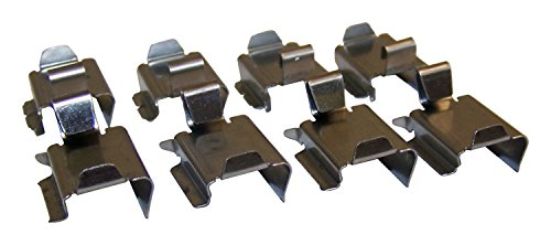 Crown Automotive 68003705AA Brake Pad Spring Kit Crown Automotive Brake Pad