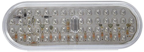 Grote G6012 Hi Count 56-Diode Oval Stop/Tail/Turn LED Lamp