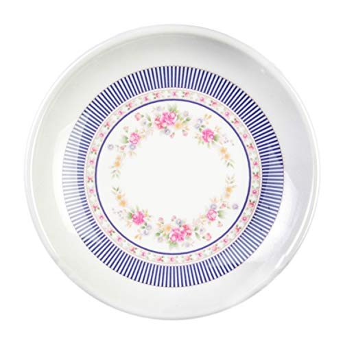 (Rose melamine dinnerware collection 2 oz, 3 1/2
