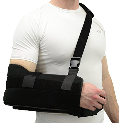 Maxar ITA-MED Super Arm Sling/Shoulder Immobilizer with A...