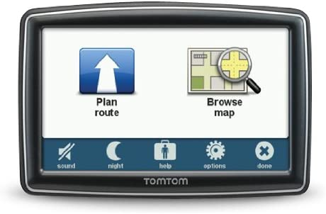 TomTom XXL 540T 5-Inch Widescreen Portable GPS Navigator Lifetime Traffic Edition Discontinued by Manufacturer