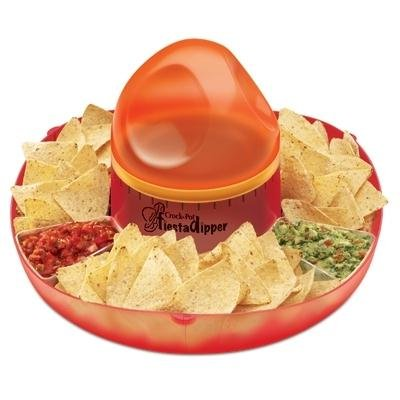 Rival NF100 Sombrero Chip and Dip Platter -