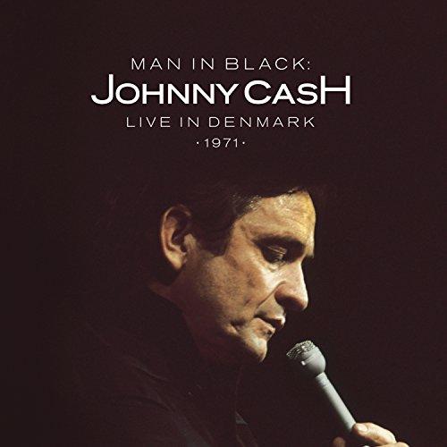 Johnny Cash - Man In Black Live In Denmark 1971 - Zortam Music