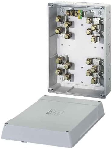 Hensel enycase - Caja derivación k9505 16-50mm2 bornas: Amazon.es: Electrónica