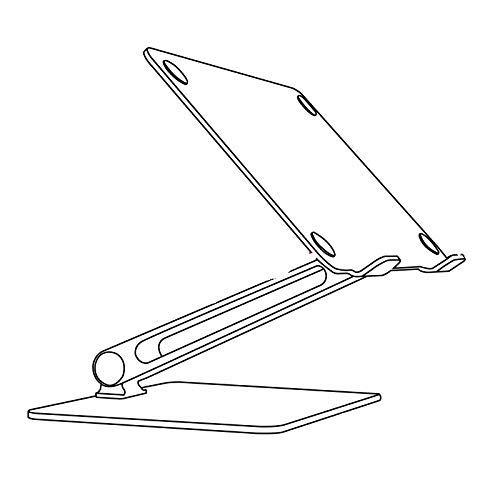 Mesa Plegable Compacta - Escritorio De Computadora Con ...
